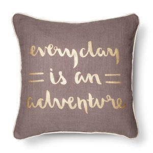 Gold Everyday pillow