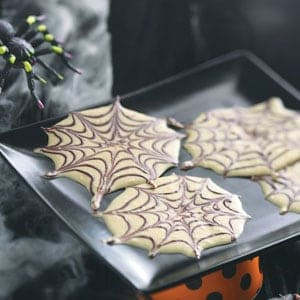 spider web candy