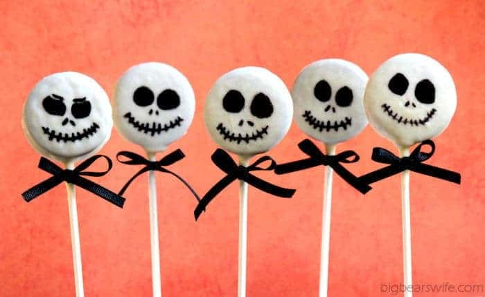 jack skeleton pops