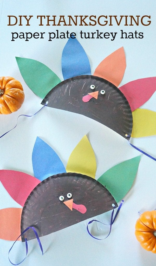 paper turkey hats