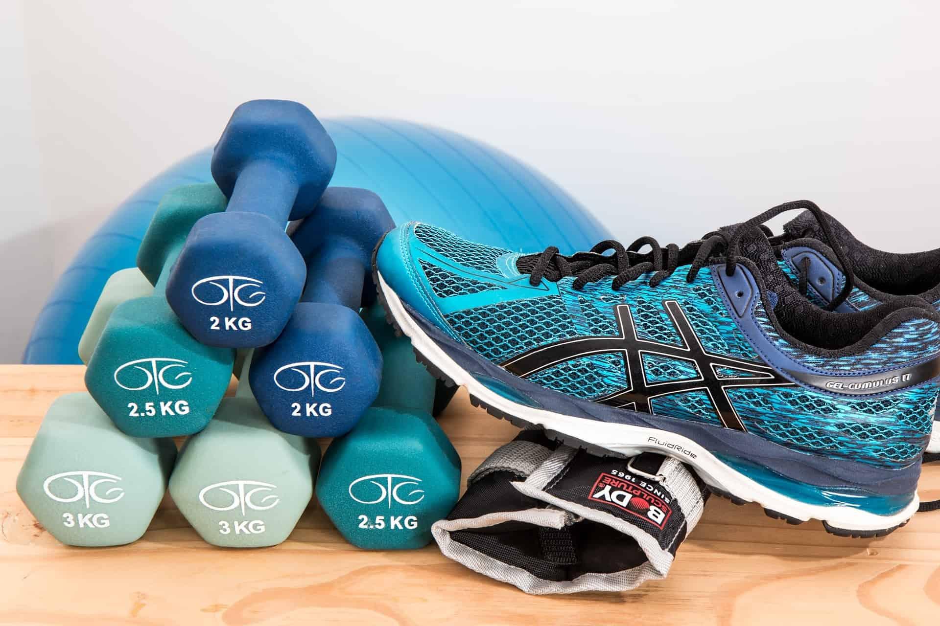 start a workout plan