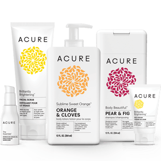 acute beauty products