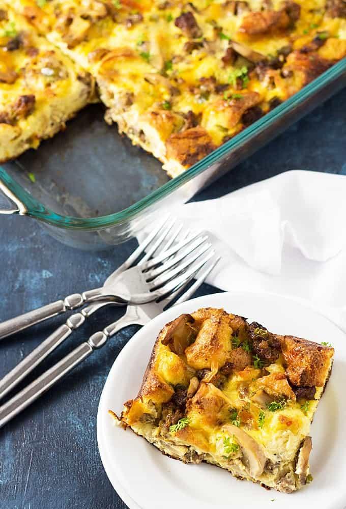 overnight-southwestern-breakfast-casserole