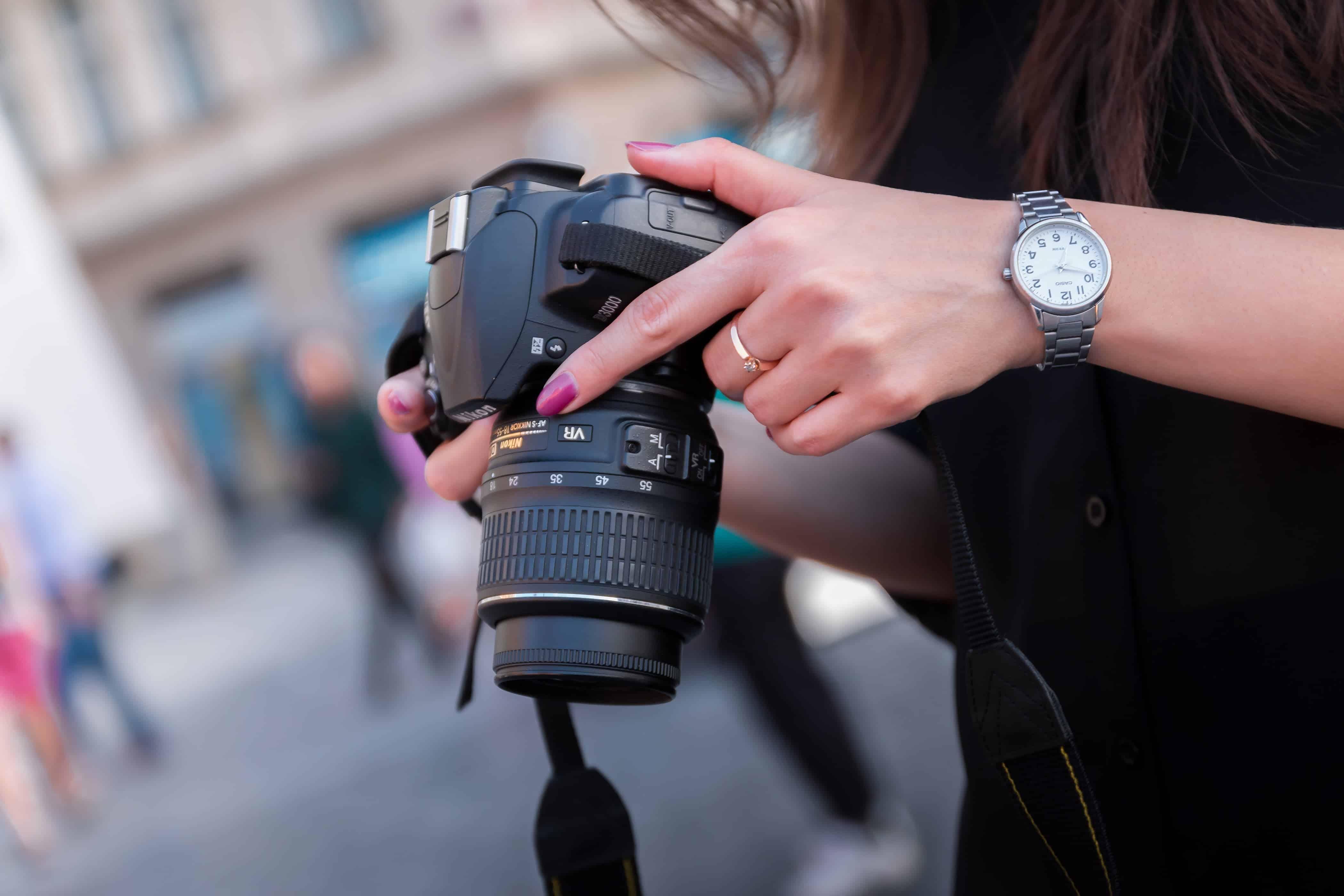 start photography