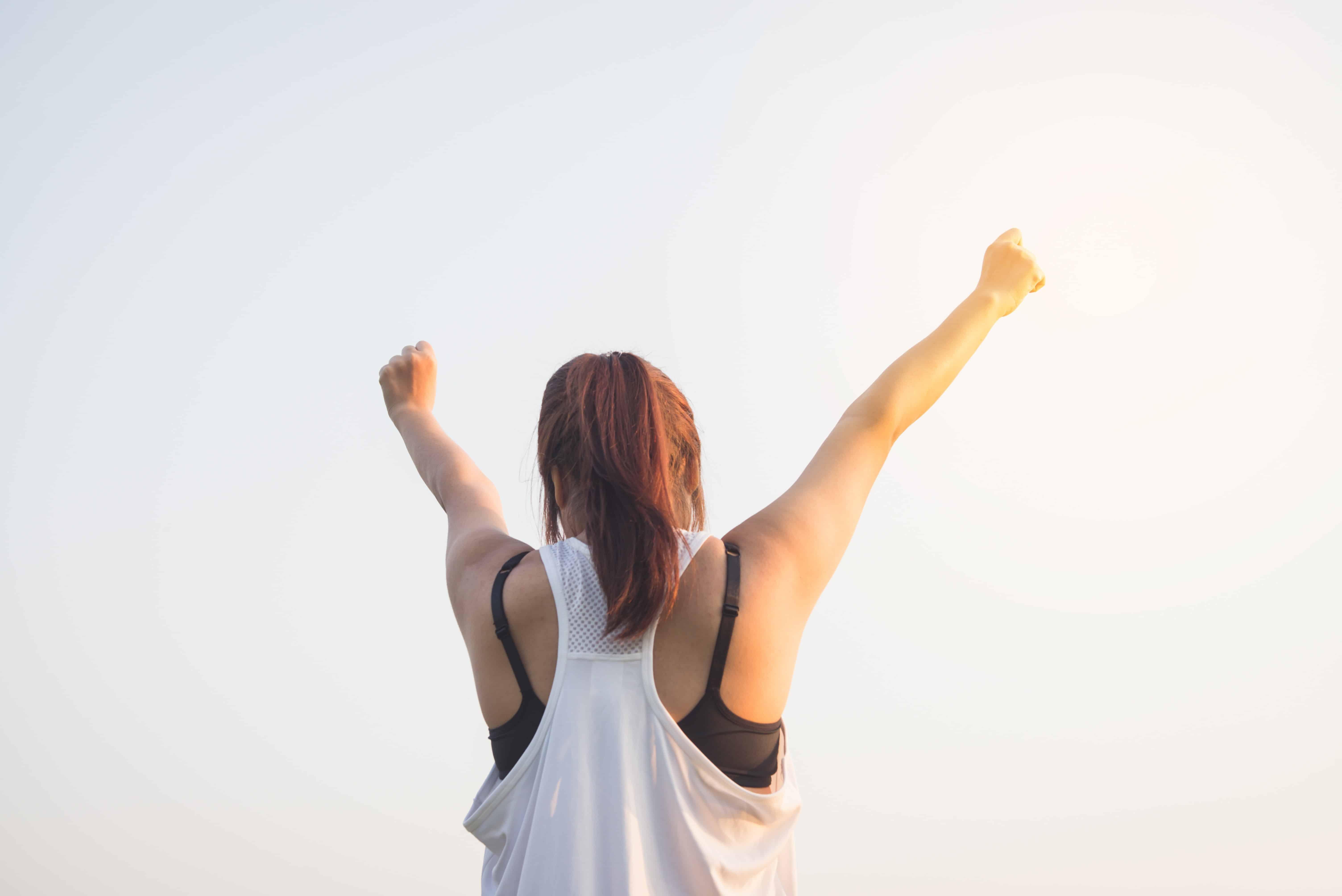 start a fitness goal