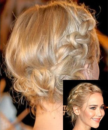 medium length easy hairstyles
