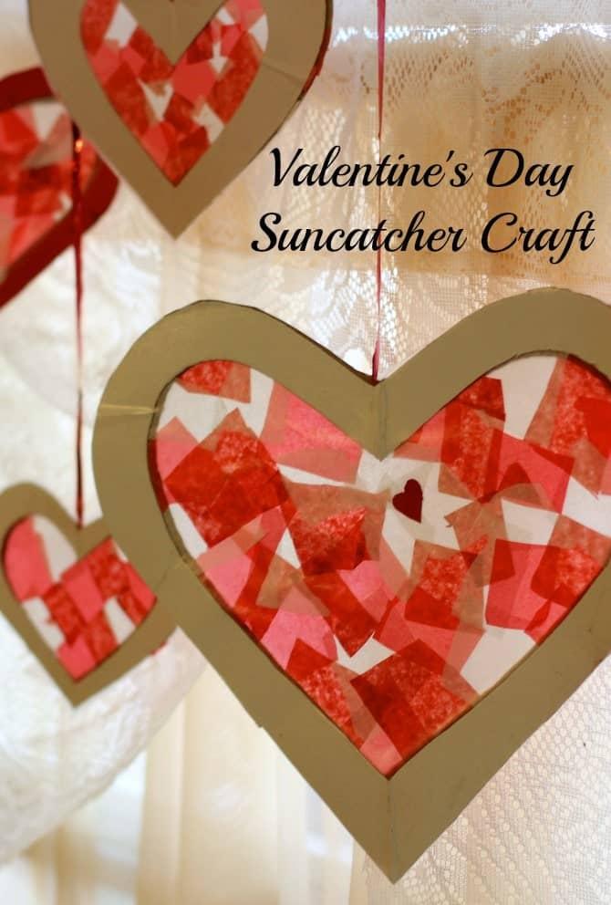 Easy-Valentines-Day sun catcher