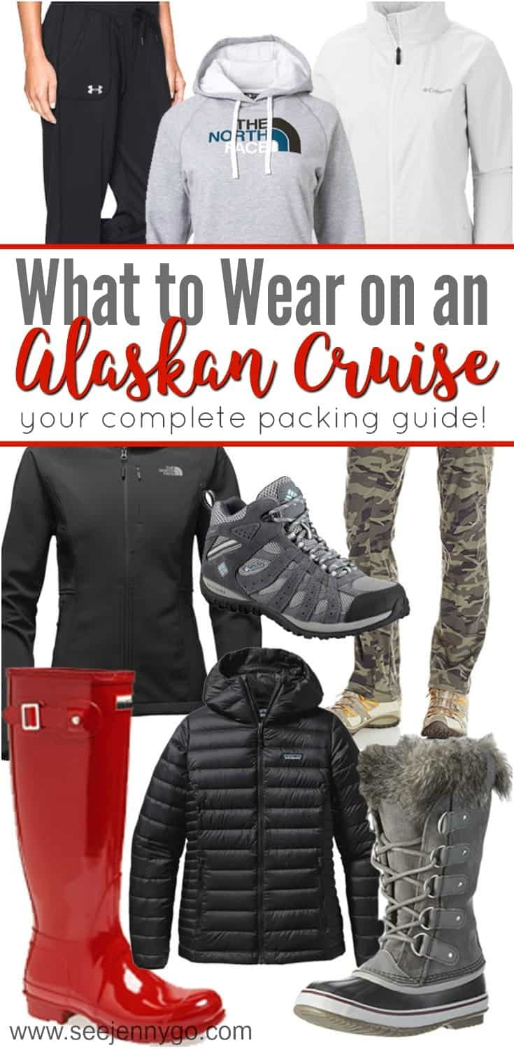 What To Wear On An Alaskan Cruise: Your Complete Packing