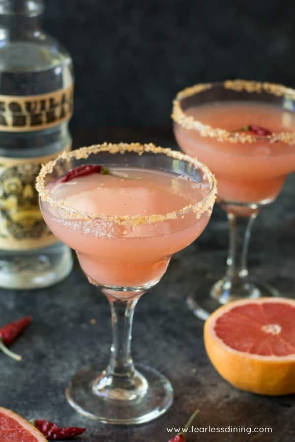 Pink-Grapefruit-Margarita-with-Sriracha-Salt