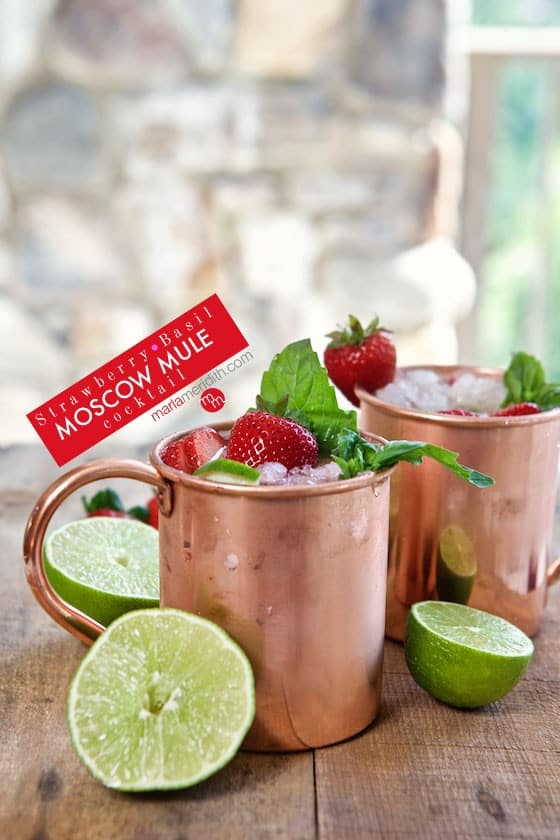 Strawberry-Moscow-Mule