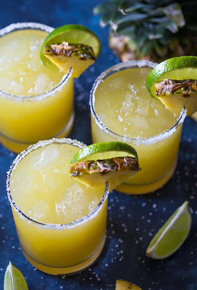 pineapple-margarita