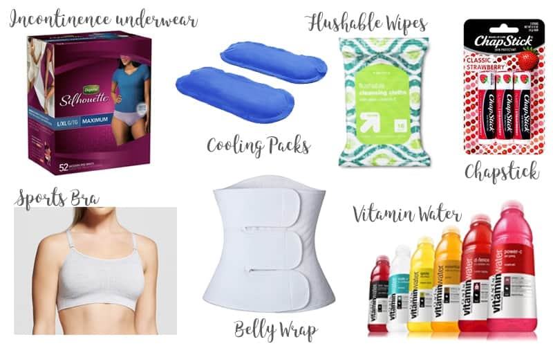 postpartum care essentials