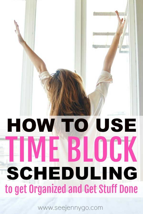 time block scheduling