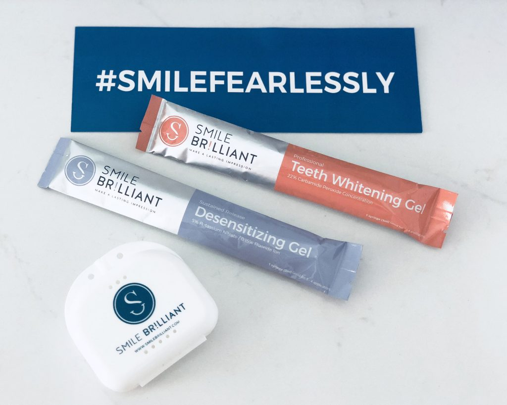 smile brilliant teeth whitening